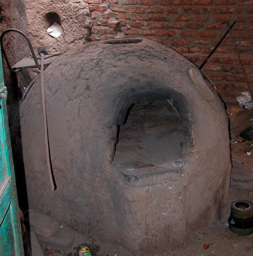 A Tannour Oven in Egypt's Valley of the Kings