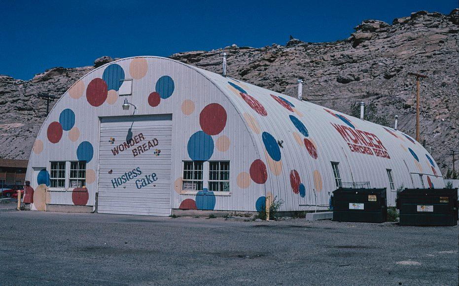 A Wonder Bread Store, Rock Springs, WY